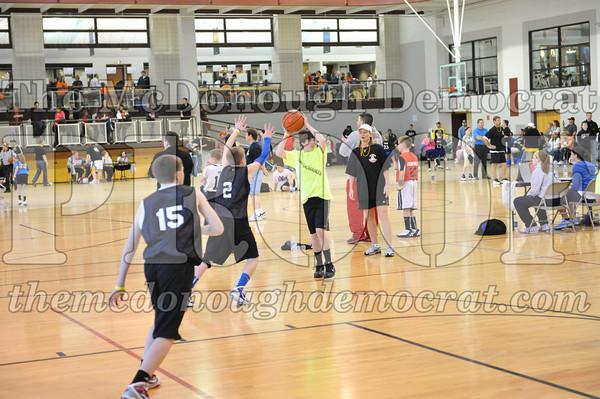 Boys 7th Untouchables vs Black(Wolfpack or NBA Allstars)