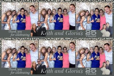 Keith & Gloria's 25th Anniversary