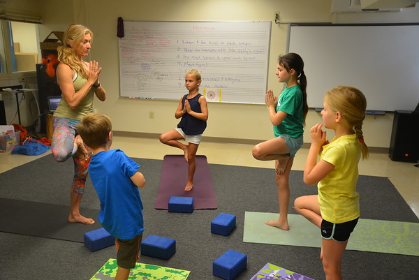 Yoga, Positive Thinking & Meditation