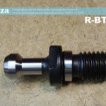 SKU: R-BT30/S, Solid Pull Stud Spindle Retention Knob for BT30 Taper Tool Holder