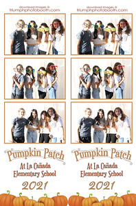 10/15/21 - La Cañada Elementary Pumpkin Patch
