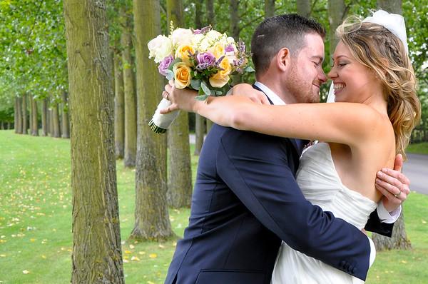 Aimee & David's Wedding