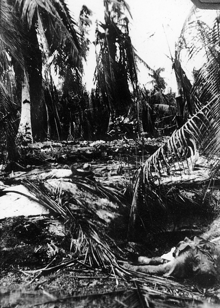 WWII In The South Pacific