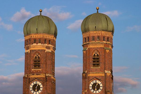 Bavaria (Southern Germany)