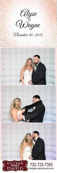 Alyse and Wayne's Wedding