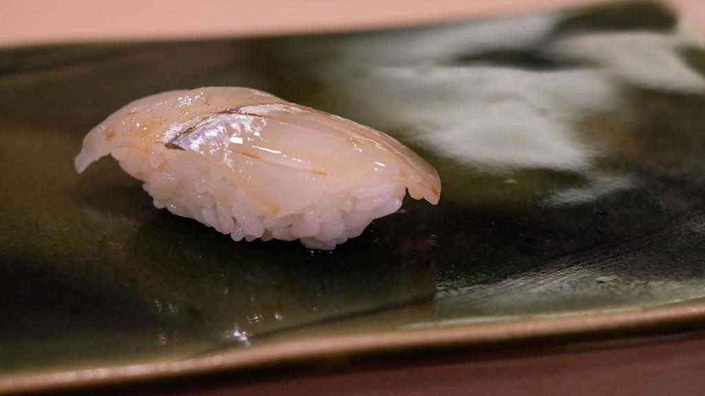 Sayuri, or Japanese halfbeak. Delicate.