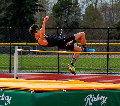 Field events Set two: Track and Field Nisqually meet, 2 03/27/2019