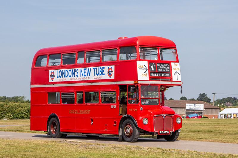 JJD463D London Transport RML2463