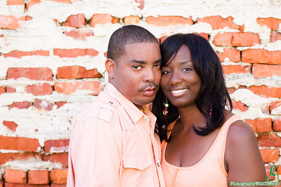 LaVon and Lorenza Jones Anniversary