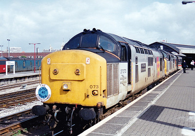 The Class40 Appeal 'The Cornishman' Railtour 31st May 1993