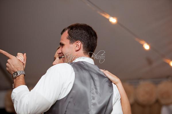 Dances - Nicole and Jason