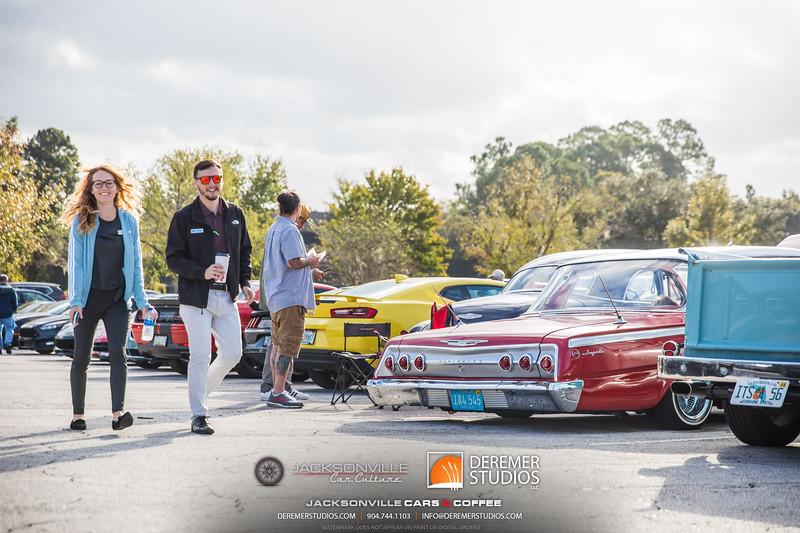 2019 11 Jax Car Culture - Cars and Coffee 011A - Deremer Studios LLC
