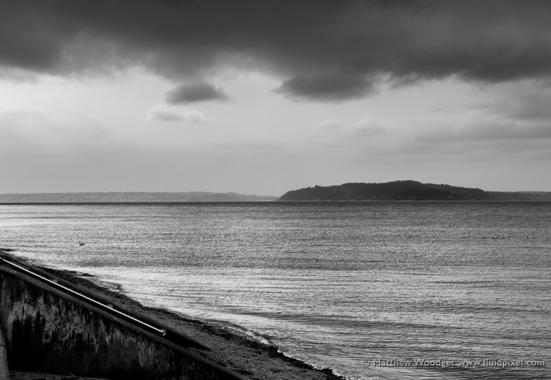 Woodget-130224-20130224151240--black - dominant color, black and white, Family, ocean - 15071001, ocean - water, Peuget Sound, water - scenery.jpg