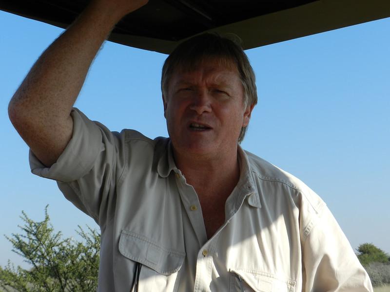 6 - Graham Johansson - Kalahari - Anne Davis