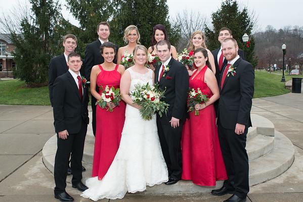 Aaron & Beth Wedding 1
