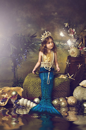 Wahba Mermaid
