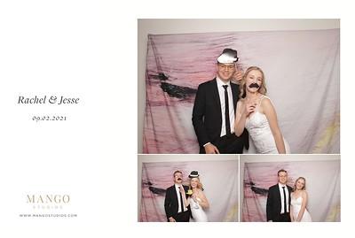 Rachel and Jesse Photobooth