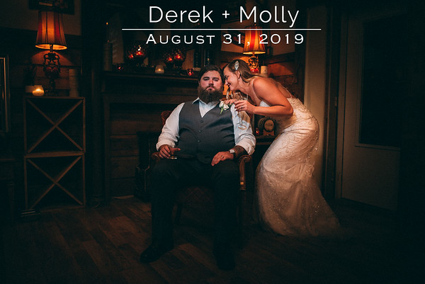 Molly + Derek