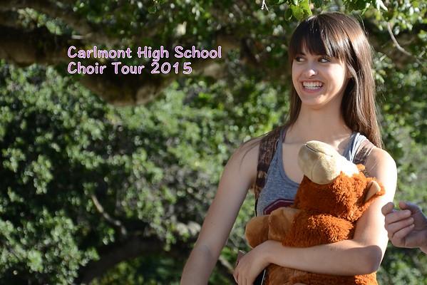 Choir tour 2015 Day 1