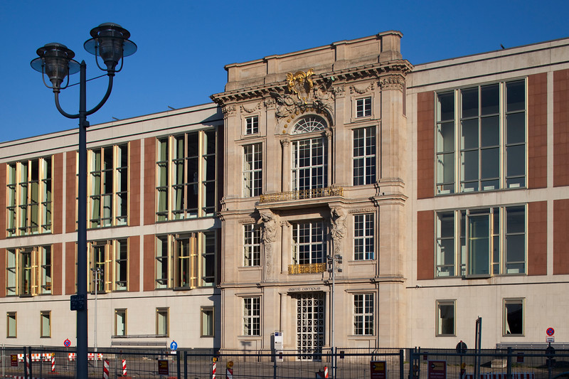 The Council of State building of the former GDR, Berlin, Germany