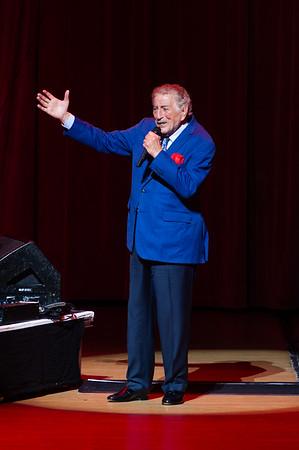 Jazz Singer Tony Bennett