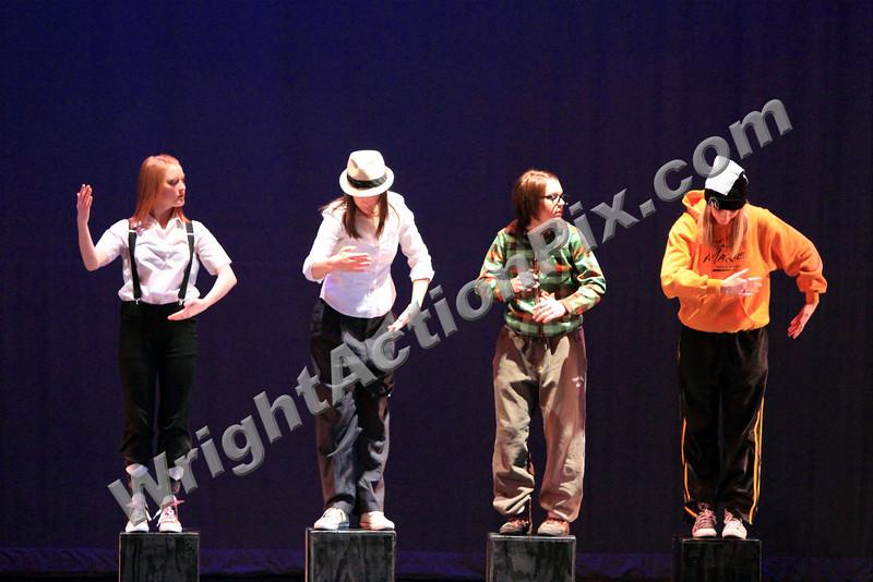 Orchesis Dance Theatre Winter Concert 2009