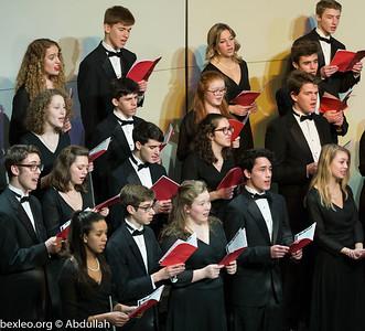 Vocal Ensemble Assembly Performance (December)