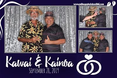 Congratulations Kawai & Kainoa