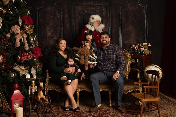 FRANK S - Santa's Living Room 2020