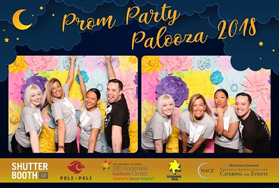 Prom Party Palooza 2018 - MD Anderson Cancer Center - 4.28.2018
