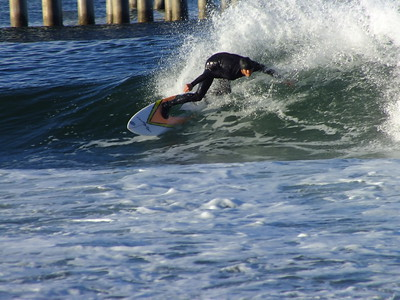 3/12/21 * DAILY SURFING PHOTOS * H.B. PIER