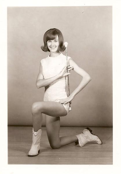Melanie Harris - 1966 - 12th Grade