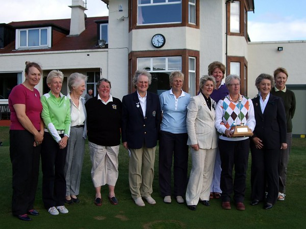 2010 British Seniors Strokeplay