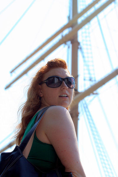 Carolyn, the Seaport, and the X-Files 2