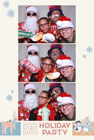 NBCUniversal Studio Services Holiday Party