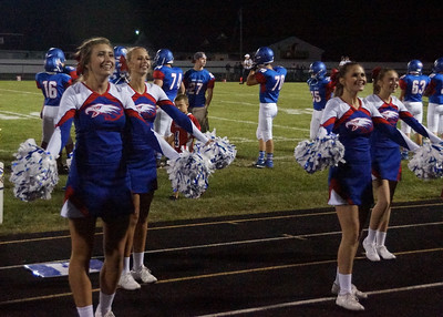 2016-09-02 Home Football Game (vs Archbold)