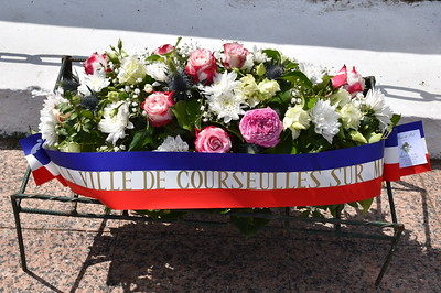 DDay 75 Day 8 - Courseulles sur Mer Ceremony