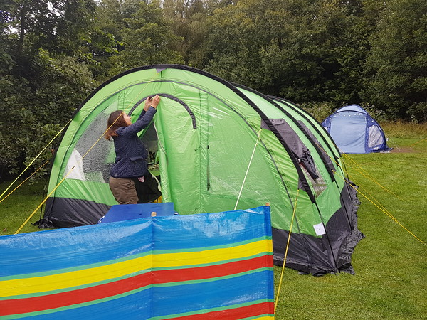 2016-08-26,27,28,29 Rosedale Abbey Camping