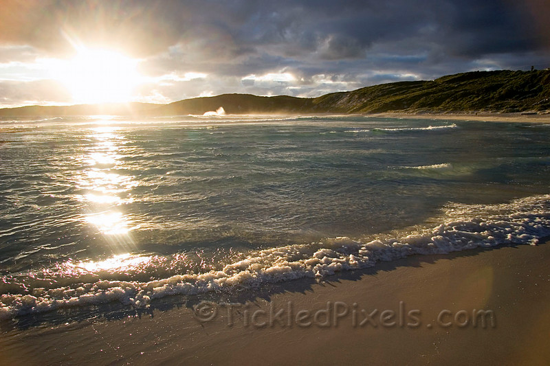 Southern Ocean Sunset - Esperance