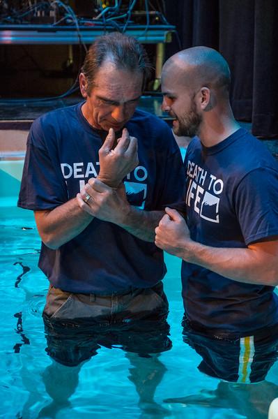 Baptism | August