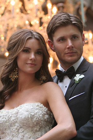 Jensen Ackles & Danneel Harris | Dallas Wedding