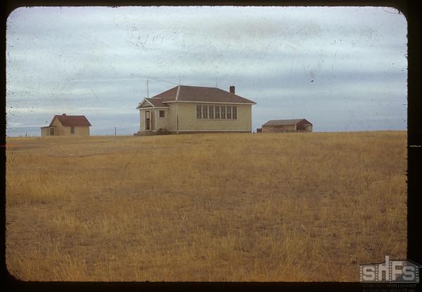 Harrisland school. Bracken. 11/25/1953