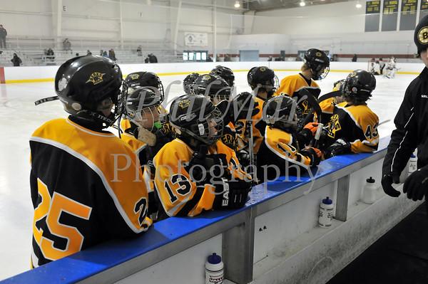 Berks Bruins VS Delaware Ducks Thursday