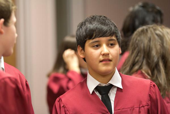 8th Grade Graduation 2012
