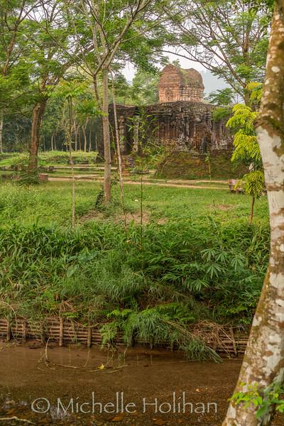 Champa Ruins of My Son near Hoi An, Vietnam