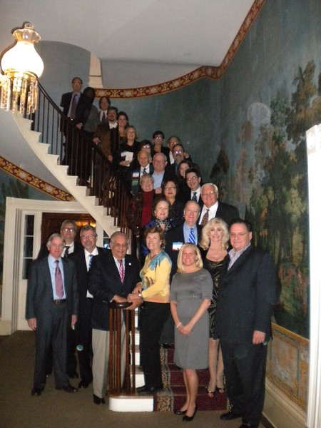 AAA-CPA Closing Dinner at The Hermitage