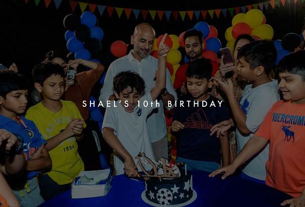 Shael's 10th Birthday