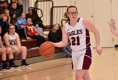 AMHS Girls Varsity Basketball vs BR photos by Gary Baker
