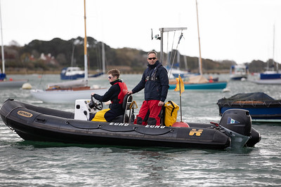 Club Racing Keelboats - Oct 2020 (Photos by Chris Hatton Photography))