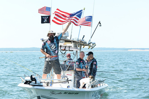 5th ANNUAL SOLDIERS ON THE SOUND FLUKE FISHING TOURNAMENT 2013